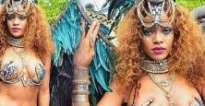 Rihanna: Benzema ve Hamilton'la sevişmek için birlikte oldum
