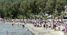 Turizmcinin umudu yerli turistte