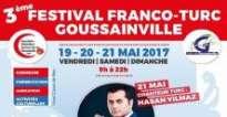 Muhteşem Halk festivali 19 – 21 Mayıs 2017 Goussainville'de başlıyor.