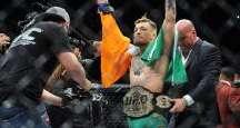 Conor McGregor 13 saniyede yıktı!