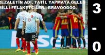 REZALETİN ADİ, TATİL YAPMAYA GELEN MİLLİ FELAKETCİLER..