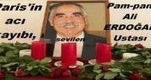 Paris'in sevilen Pam-pam lakaplı Ali Ustası, Hayatını kayıp etti.