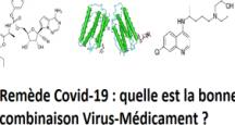 Remède Covid-19 : quelle est la bonne combinaison virus-médicament ?