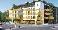 Valenton: Yapımı devam eden Valenton Yunus Emre Kültür Merkezine, Türk asıllı belediye başkanı Metin YAVUZ' dan büyük engelleme çalışması.