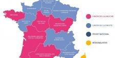 """Régionales """"la défaite pour tous"""": 7 régions pour la droite, 5 à gauche, zéro pour le FN"""