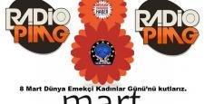 UATEM-PİMG MEDİA: 8 Mart Dünya Emekçi Kadınlar Günü'nü kutlarız.