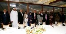 Erdoğan'dan liderler onuruna Savarona yatında akşam yemeği