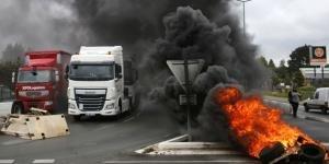 Krizdeki Fransa'da yeni grev dalgası yolda