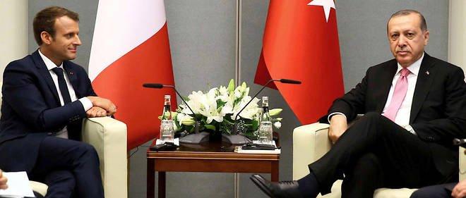 5 Ocak 2018  Erdoğan, Macron zirvesinden öne çıkanlar.