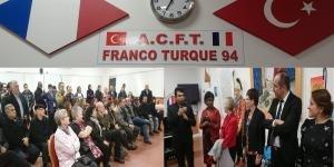 Valenton Yunus Emre Türk kültür derneğinden muhteşem yeni yil resepsiyonu