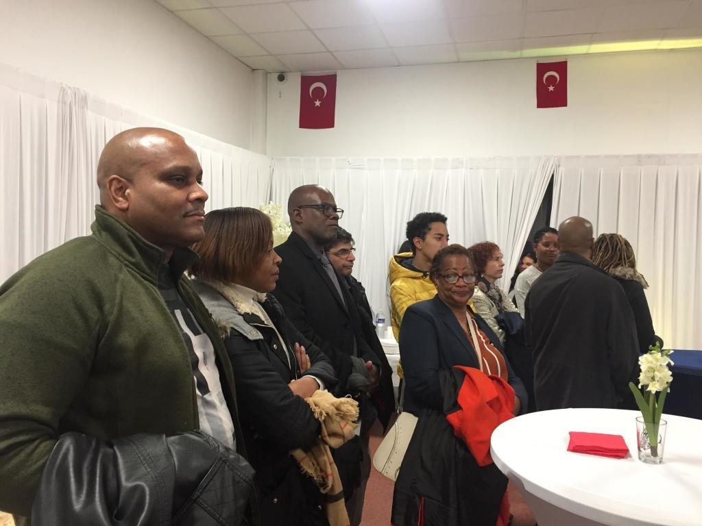 A l'occasion aux vœux de la nouvelle année 2019. l'association culturelle franco-turque du Val-de-Marne. Yunus Emre Valenton-30